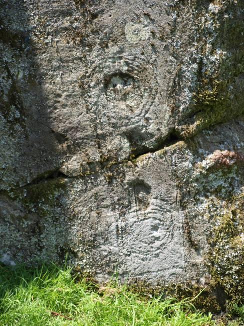 Rock art at Great Langdale