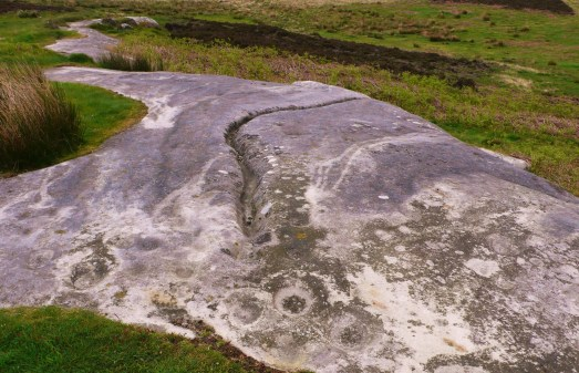 Northumbrian rock art 107