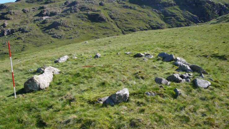 Whornyside ring cairn
