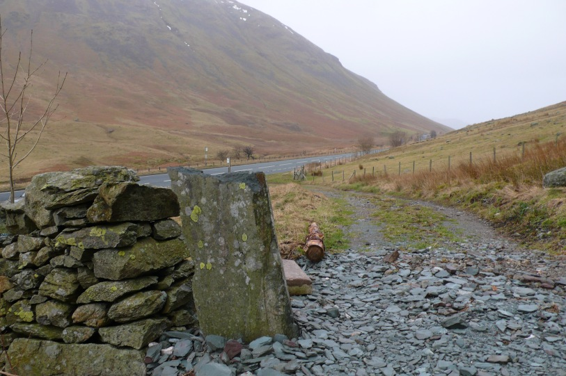 Dunmail Standing Stone, Thirlmere, Shoulthwaite encl 016