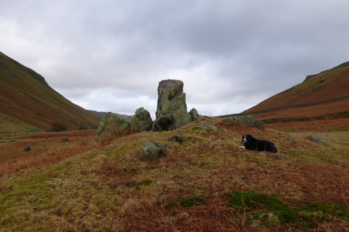 Dunmail Standing Stone, Thirlmere, Shoulthwaite encl 028
